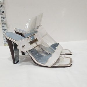 COUTURE Donald J Pliner Heel Sandals